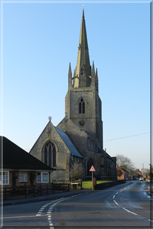 St Andrews Curch Helpringham